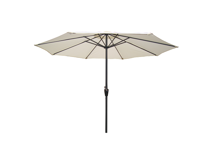 margate cru parasol rond 2 7 m parasols parasols et chauffage d 39 ext rieur. Black Bedroom Furniture Sets. Home Design Ideas