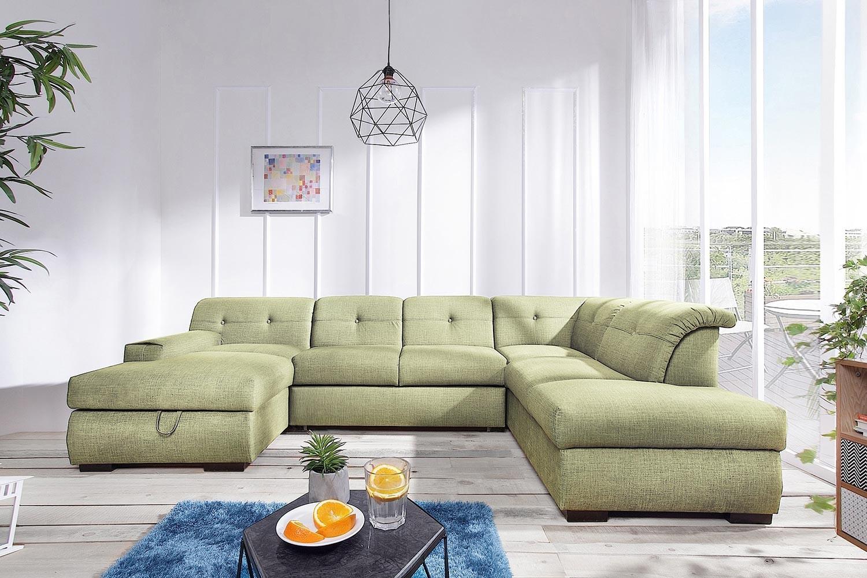 genova angle droit canap d 39 angle convertible scandinave vert bobochic coffre. Black Bedroom Furniture Sets. Home Design Ideas