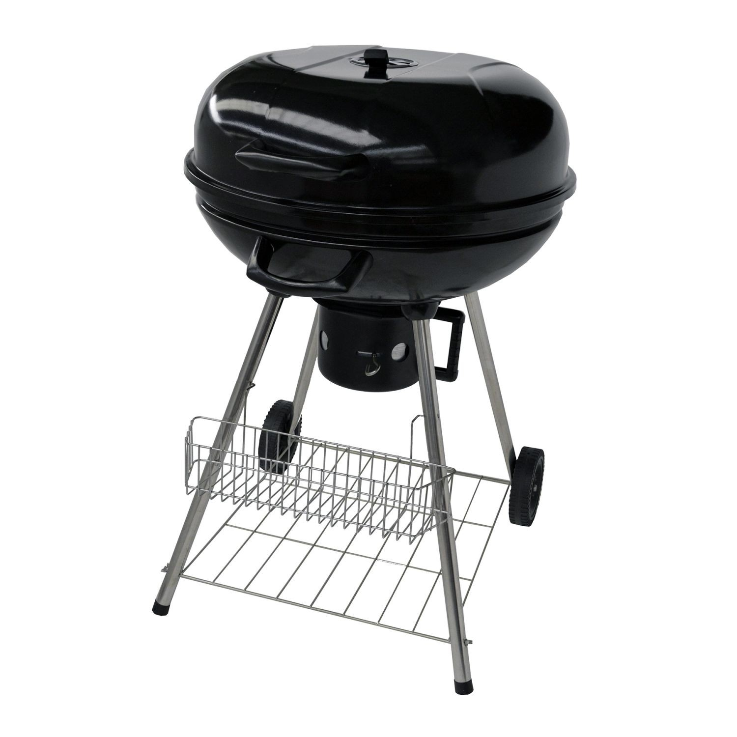 pluton barbecue charbon 56cm barbecues braseros am nagement ext rieur. Black Bedroom Furniture Sets. Home Design Ideas
