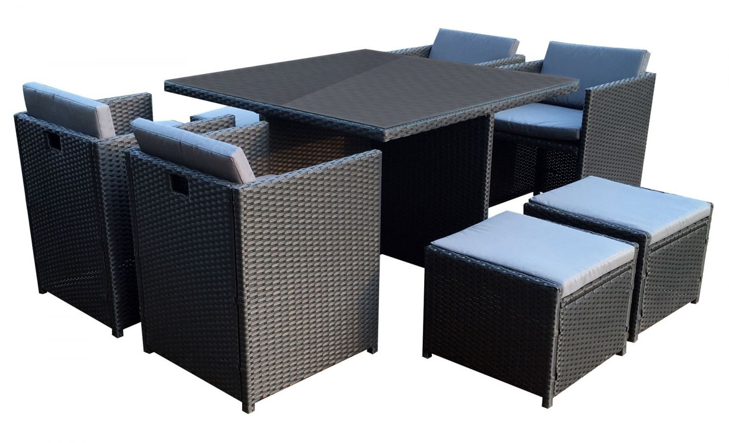 beautiful salon de jardin marron resine miami gallery. Black Bedroom Furniture Sets. Home Design Ideas