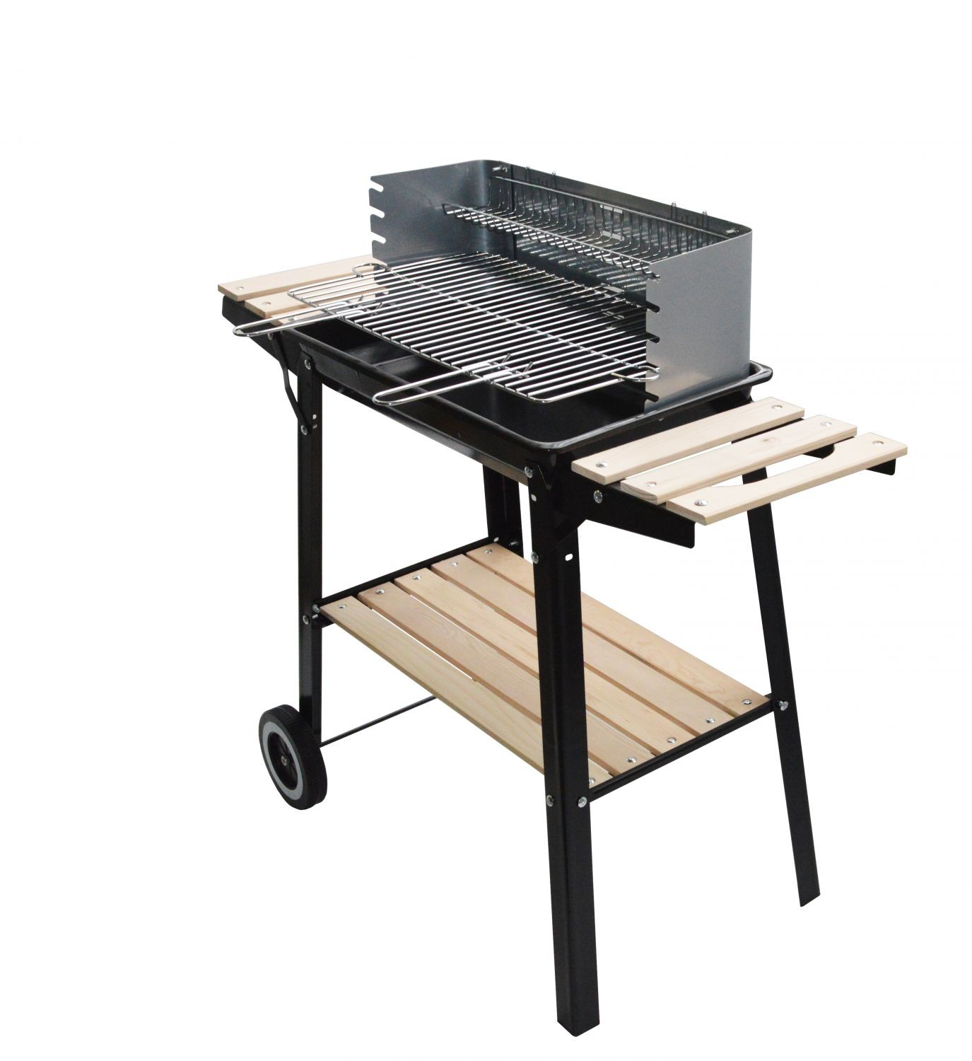 vulcain barbecue charbon 3 tablettes barbecues barbecues et planchas. Black Bedroom Furniture Sets. Home Design Ideas