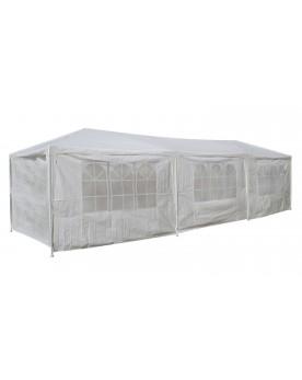 Thèbes blanc - Chapiteau de réception à fermer 3x9m