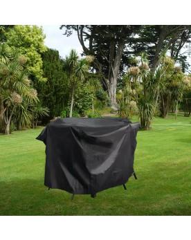 Salons de jardin : résine tressée, aluminium, teck...