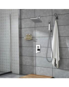 Costa Colonne de douche encastrable mitigeur